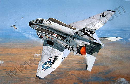 """Showtime 100"" F-4 Phantom by Philip E West"